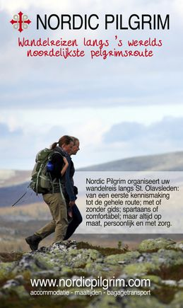 advertentie nordic pilgrim