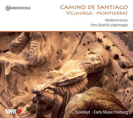camino de santigo medieval music for spanish pilgrimages